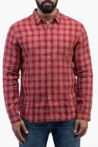 Levis Shirt -Red